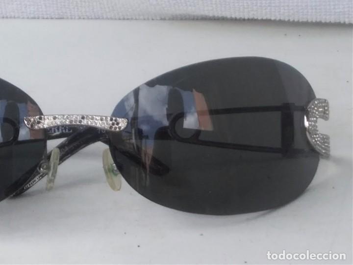 Vintage: Gafas GIANFRANCO FERRE. (GF68801) para respuestos. Cristal mal es UTtado.varillas buen estado. - Foto 3 - 130487738
