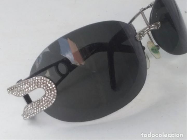 Vintage: Gafas GIANFRANCO FERRE. (GF68801) para respuestos. Cristal mal es UTtado.varillas buen estado. - Foto 4 - 130487738
