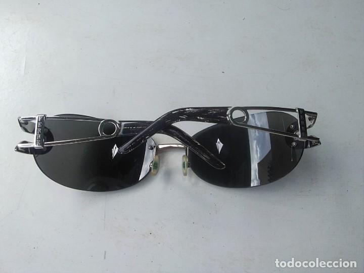 Vintage: Gafas GIANFRANCO FERRE. (GF68801) para respuestos. Cristal mal es UTtado.varillas buen estado. - Foto 6 - 130487738
