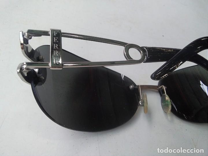 Vintage: Gafas GIANFRANCO FERRE. (GF68801) para respuestos. Cristal mal es UTtado.varillas buen estado. - Foto 7 - 130487738