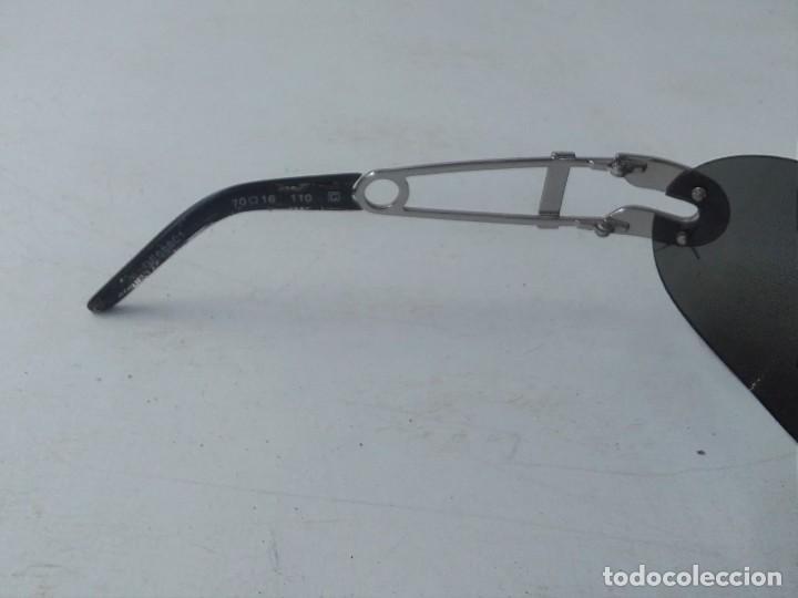 Vintage: Gafas GIANFRANCO FERRE. (GF68801) para respuestos. Cristal mal es UTtado.varillas buen estado. - Foto 11 - 130487738