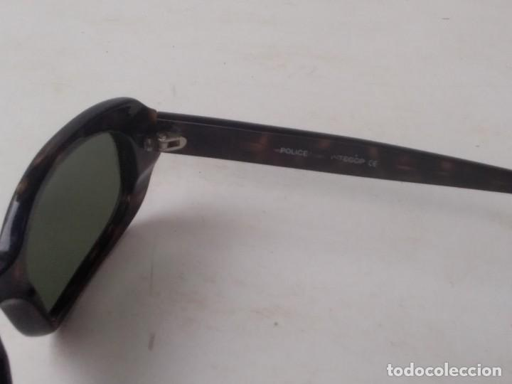 Vintage: GAFAS ( POLICE 5348) buen estado. - Foto 4 - 130492266