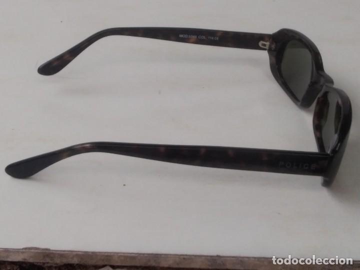 Vintage: GAFAS ( POLICE 5348) buen estado. - Foto 5 - 130492266