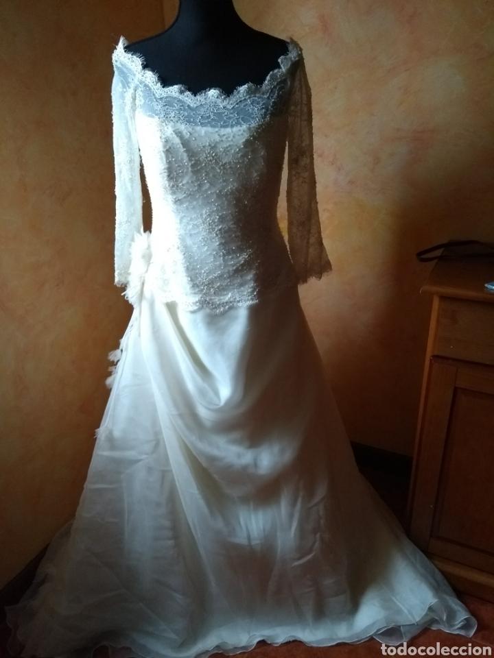 vestido de novia pronovias usado - compra & venta