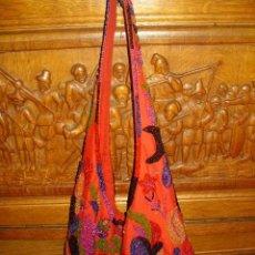 Vintage: BOLSO DE BOLITAS DE CRISTAL.. Lote 130796052