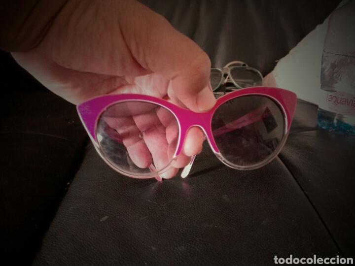 Gafas de optica antigua ya cerrada años 60..70.. segunda mano