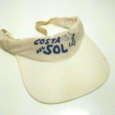 Vintage: VISERA DE PLAYA AÑOS 60!. Lote 131107239