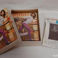 Vintage: MEDIAS PANTY MIMÍ DANCE ESPUMA // VINTAGE DE ANTIGUA MERCERÍA AÑOS 80. Lote 131205148