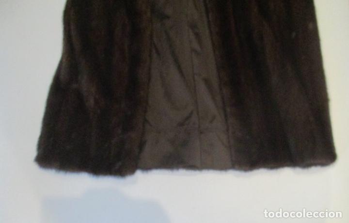 Vintage: ABRIGO DE LOMO DE VISON - Foto 10 - 132489538