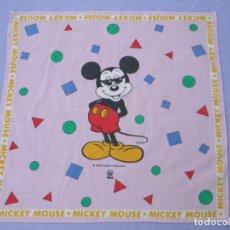 Vintage: BANDANA MICKEY MOUSE AÑOS 80. Lote 132768646