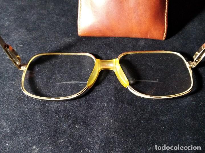 Vintage: Antiguas gafas Bosch graduadas con funda Daviletto. - Foto 4 - 132794690