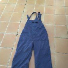 Vintage: MONO DE PETO RECREACIÓN GUERRA CIVIL ESPAÑOLA. Lote 134070138