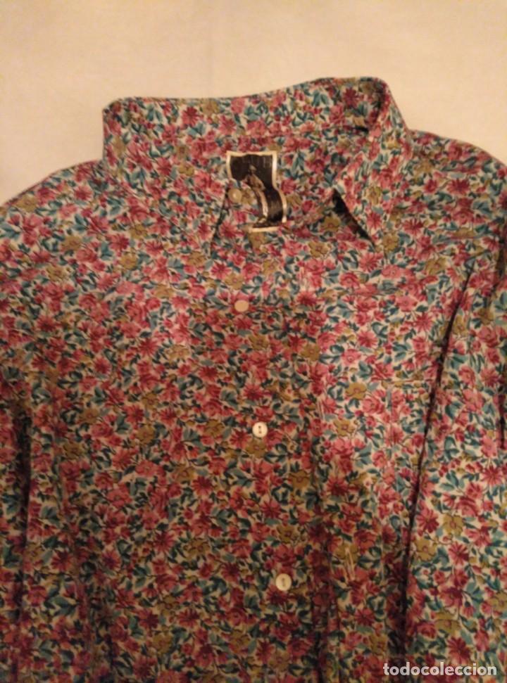 Vintage: Lote 2 camisas 80's. Vintage. Leer descripción, ver fotos. - Foto 2 - 135367674