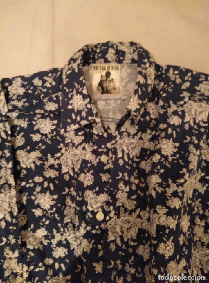 Vintage: Lote 2 camisas 80's. Vintage. Leer descripción, ver fotos. - Foto 3 - 135367674