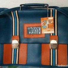 Vintage: CARTERA ESCOLAR SAFTA, AÑOS 70. Lote 135842934