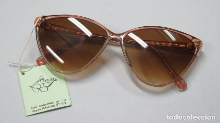 2466954291 GAFAS DE SOL. ANA ROSA. FESAN. CON ETIQUETA (Vintage - Moda -