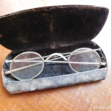 Vintage: GAFAS ANTIGUAS PLEGABLES EN SU CAJA DE ORIGEN. Lote 137210694