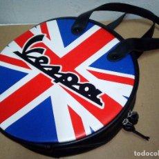 Vintage: -BOLSO VESPA-UNION FLAG-SUPER VINTAGE-. Lote 137723314