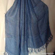 Vintage: CHAL AZUL 1,90 X50. Lote 139505486