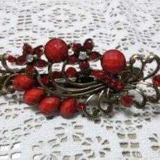 Vintage: PASADOR PELO. Lote 139651818