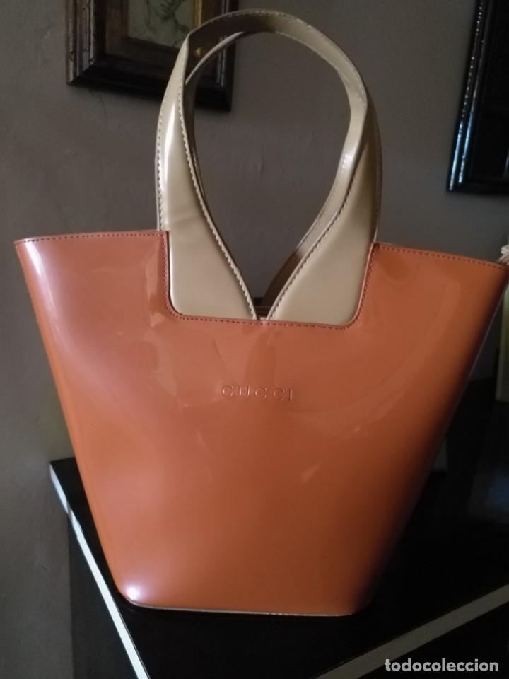 Vintage: Bolso mano Gucci - Foto 3 - 139905878