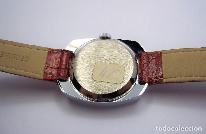 Vintage: Vintage. Reloj suizo de señora. Cuerda manual. Nuevo. Años 70. ENVIO GRATIS. - Foto 2 - 140066978