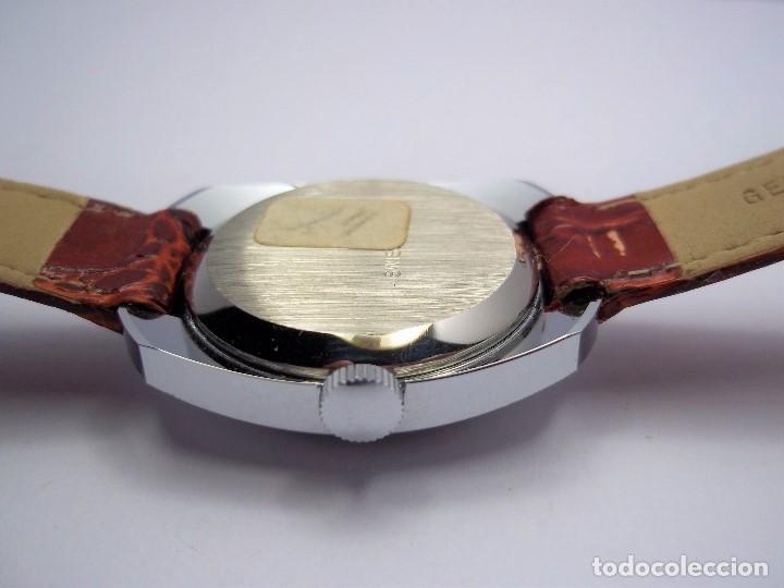 Vintage: Vintage. Reloj suizo de señora. Cuerda manual. Nuevo. Años 70. ENVIO GRATIS. - Foto 6 - 140066978