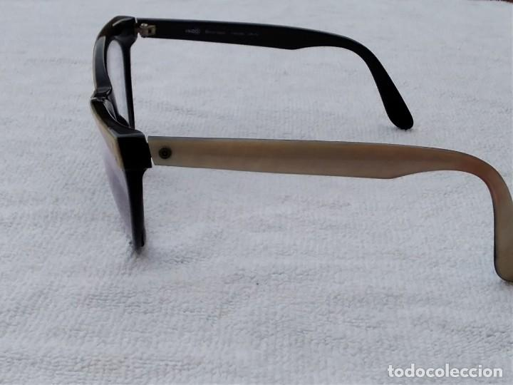 Vintage: Gafas( indo España) boutique papillon. Años 80.grieta base ojo izquierdo. Para arreglar. - Foto 6 - 140139266
