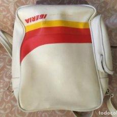 Vintage: BOLSA DE VIAJE IBERIA VINTAGE. Lote 140479942