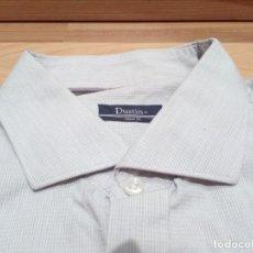 Vintage: CAMISA VINTAGE DUSTIN CLASSIC FIT TALLA 4 EQUIVALENTE A L. Lote 140544870