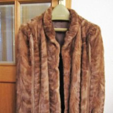 Vintage: CHAQUETÓN VISÓN TALLA 46. Lote 140785894
