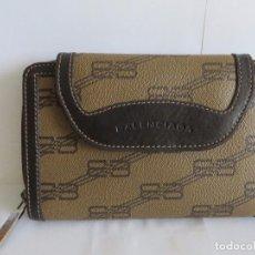 Vintage: CARTERA/BILLETERA BALENCIAGA PARIS. Lote 140880766