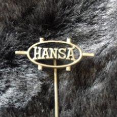 Vintage: ANTIGUA AGUJA PIN CORBATA HANSA. SIGLO XX. Lote 141884632