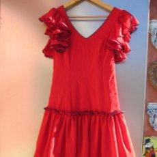 Vintage: TRAJE DE FLAMENCA VINTAGE TALLA 44. Lote 142173986