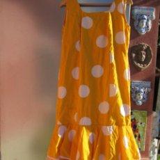 Vintage: TRAJE DE FLAMENCA VINTAGE TALLA 46-48. Lote 142176094