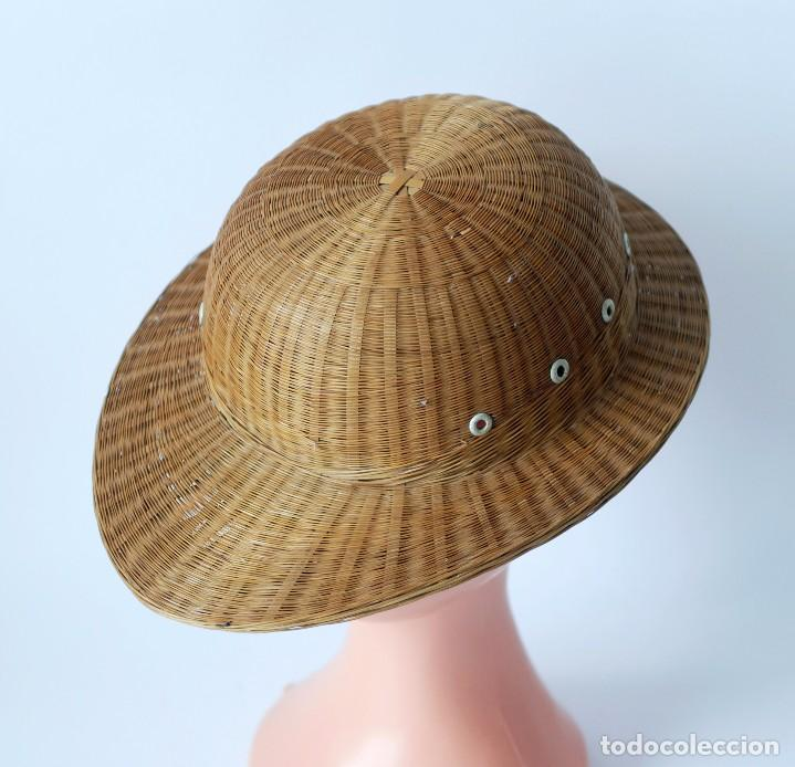 d425746aab55e antiguo sombrero de mimbre o similar