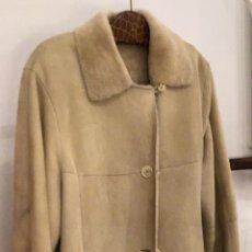 Vintage: MARC FRANC, ABRIGO DE PIEL, AÑOS 80. Lote 143043926