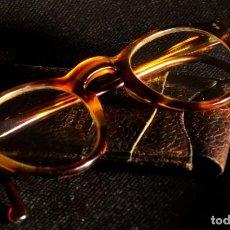 Vintage: GAFAS VINTAGE AÑOS 40. Lote 143232802