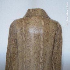Vintage: CHAQUETA DE VERA PIEL DE L ALTRA MODA ITALIA . Lote 144665258