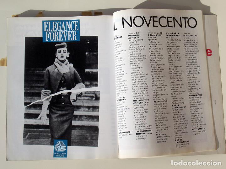Vintage: REVISTA ITALIANA COLLEZIONI DONNA. PRET A PORTER PRIMAVERA/ESTATE-SPRING/SUMMER 1998. Ver Fotos - Foto 8 - 144893126