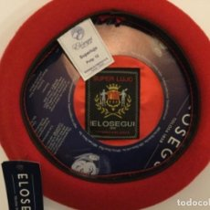 Vintage: BOINA ELOSEGUI (TALLA 60) CARLISMO. Lote 269415203