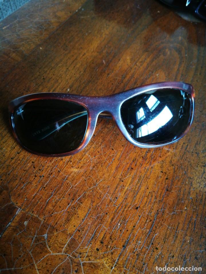 ba895d8b88 Gafas ray ban balorama año 1971