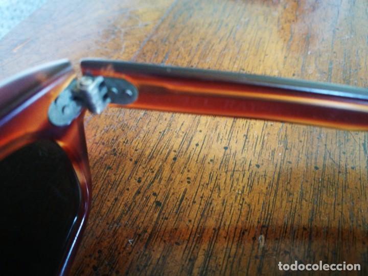 a6d31441f6 Vintage  Gafas Ray Ban Balorama año 1971