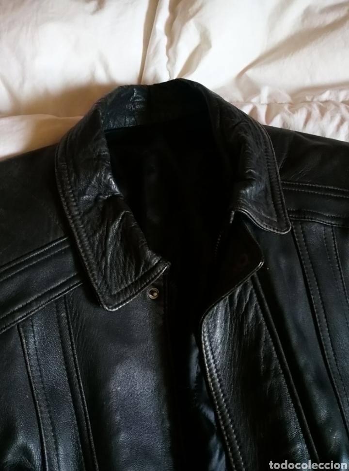Vintage: Magnífica chaqueta piel aviador. Piel legítima - Foto 6 - 147306161