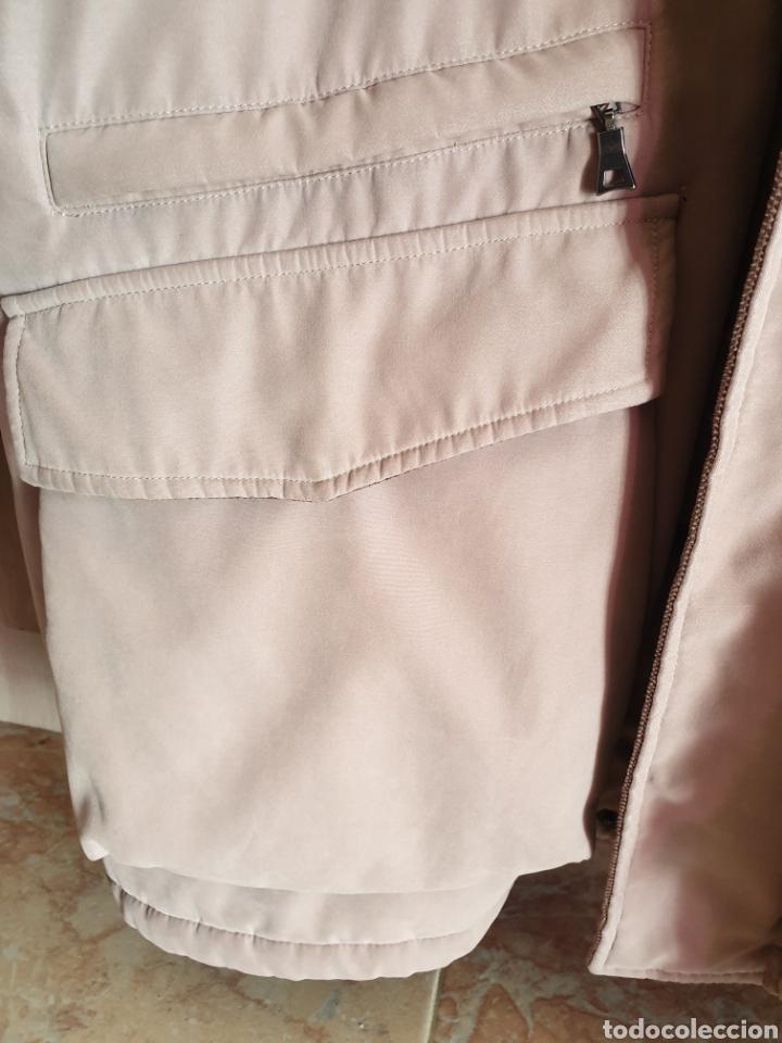 Vintage: CHAQUETA HOMBRE SEAMAN FASHIONABLE TALLA XL MARRON CLARO - Muy bonita, de calidad y como nueva!! - Foto 5 - 148432400