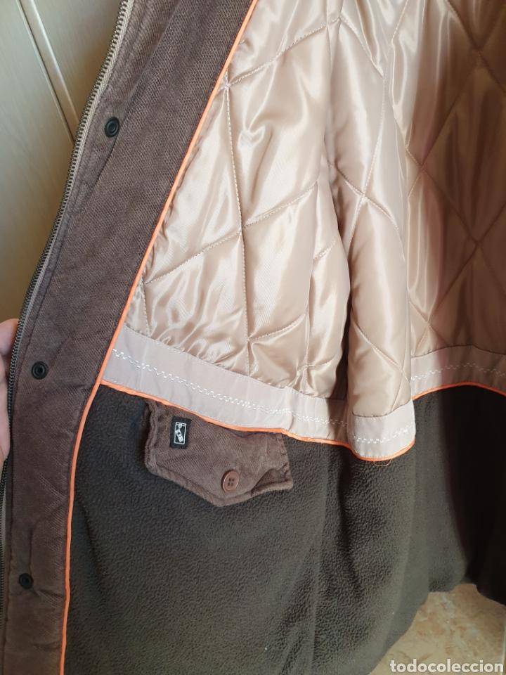 Vintage: CHAQUETA HOMBRE SEAMAN FASHIONABLE TALLA XL MARRON CLARO - Muy bonita, de calidad y como nueva!! - Foto 9 - 148432400