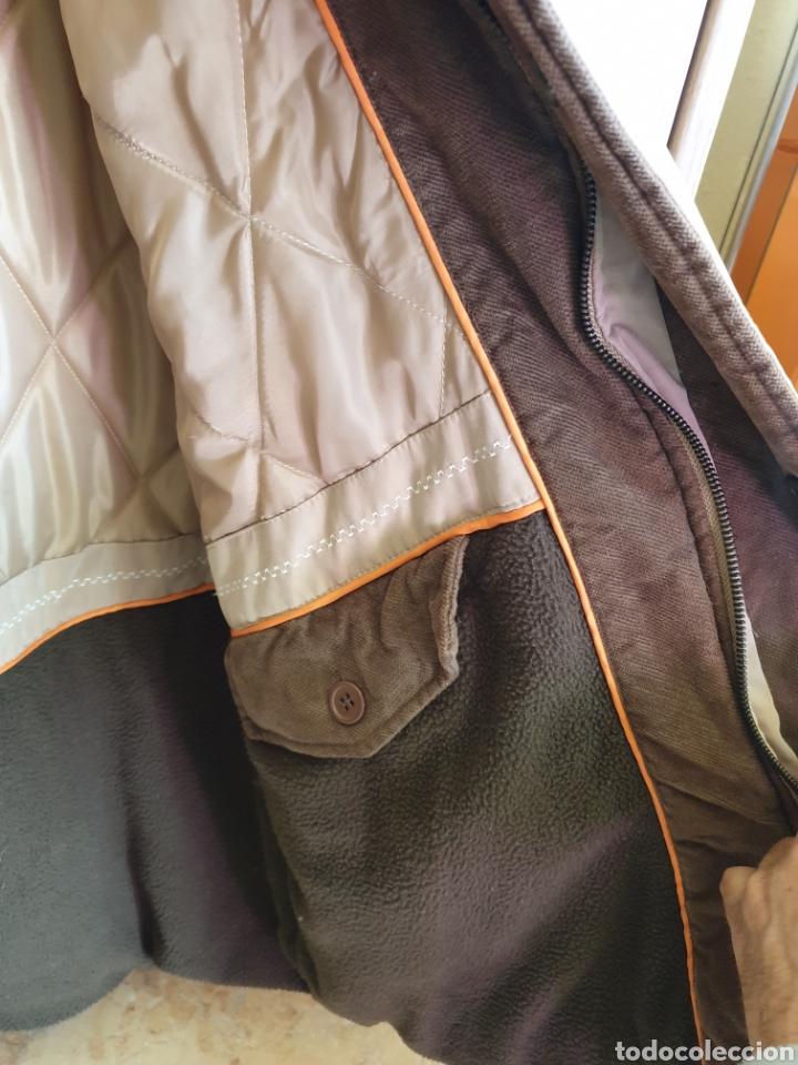 Vintage: CHAQUETA HOMBRE SEAMAN FASHIONABLE TALLA XL MARRON CLARO - Muy bonita, de calidad y como nueva!! - Foto 10 - 148432400