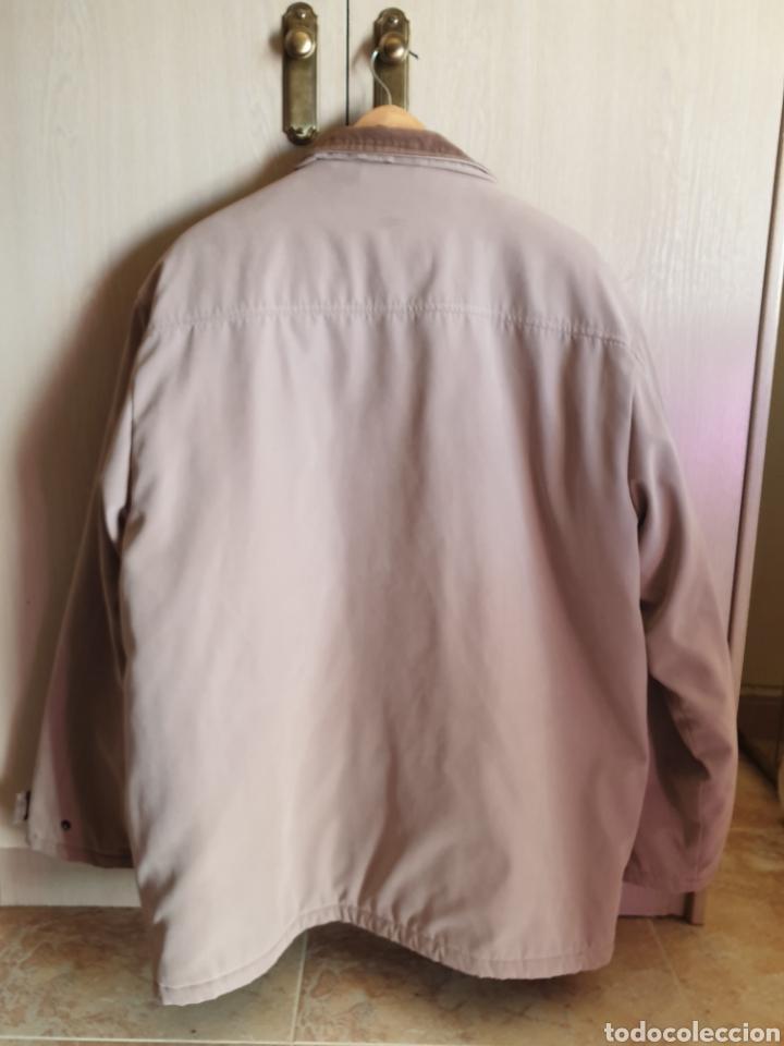 Vintage: CHAQUETA HOMBRE SEAMAN FASHIONABLE TALLA XL MARRON CLARO - Muy bonita, de calidad y como nueva!! - Foto 12 - 148432400