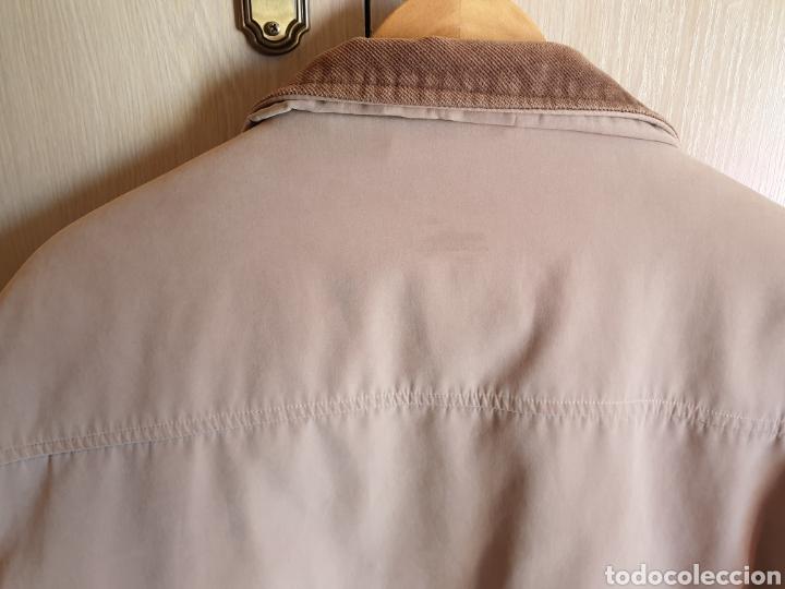 Vintage: CHAQUETA HOMBRE SEAMAN FASHIONABLE TALLA XL MARRON CLARO - Muy bonita, de calidad y como nueva!! - Foto 13 - 148432400