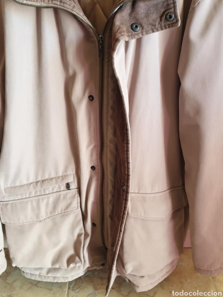 Vintage: CHAQUETA HOMBRE SEAMAN FASHIONABLE TALLA XL MARRON CLARO - Muy bonita, de calidad y como nueva!! - Foto 14 - 148432400